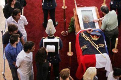 Похороны Пиночета
