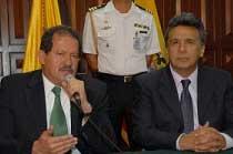 В Эквадоре избрали нового вице-президента