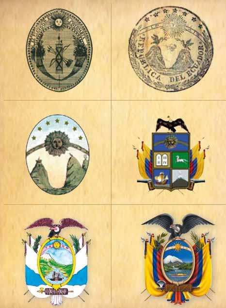 национальные гербы